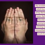 Epilepsy - My Invisible Disability